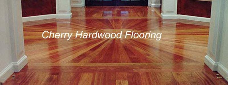 Cherry Hardwood Flooring The Flooring Lady