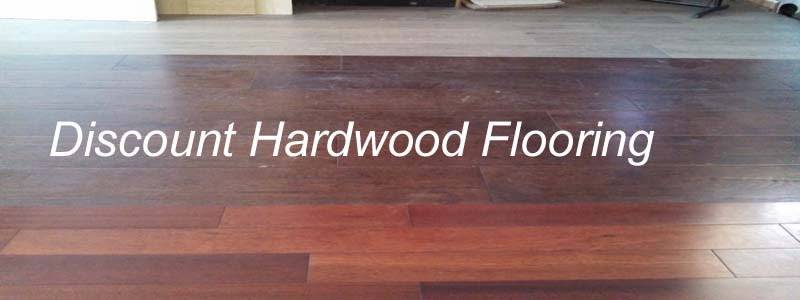 discount hardwood flooring