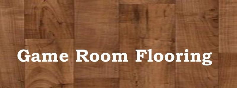 game room flooring