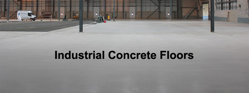 All about industrial concrete floors the flooring lady for Industrial concrete floor cleaning services