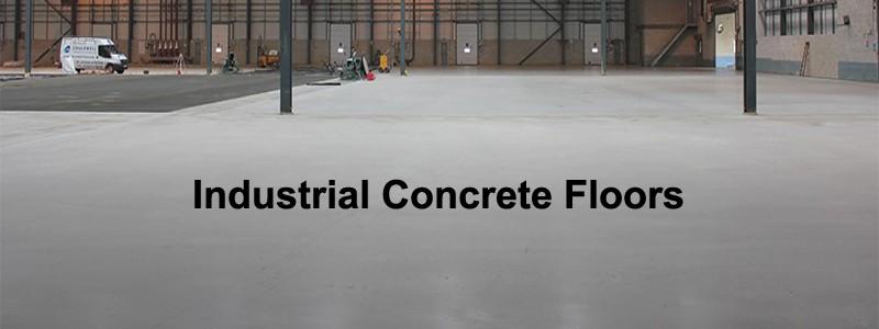 industrial concrete floors