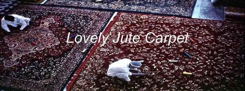 jute carpet