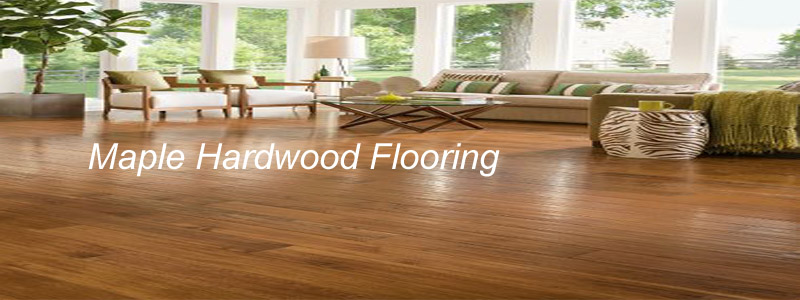 Maple Hardwood Flooring A Solid Natural Flooring Choice