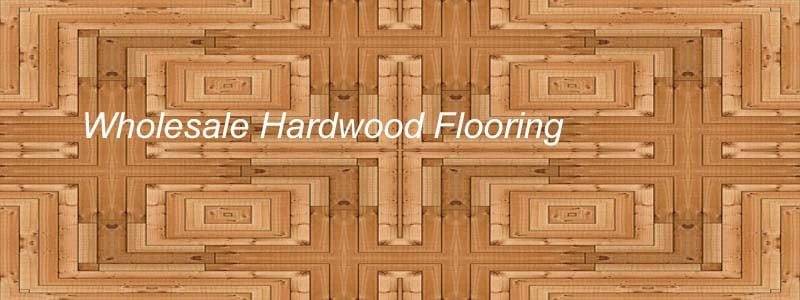 wholesale hardwood floor