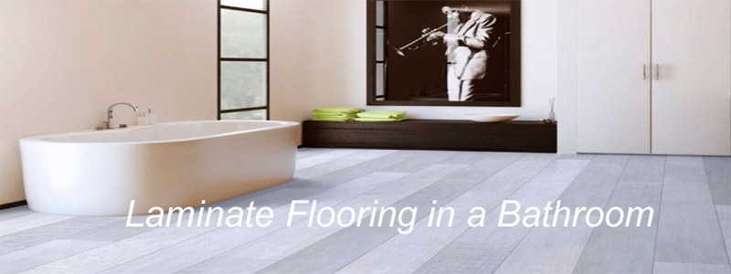 Installing Laminate Flooring In A Bathroom The Flooring Lady