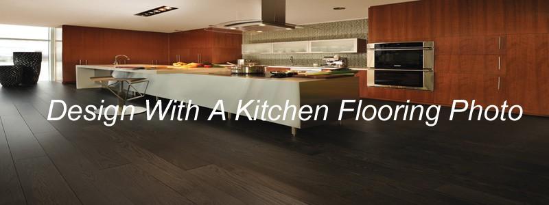 design with kitchen flooring