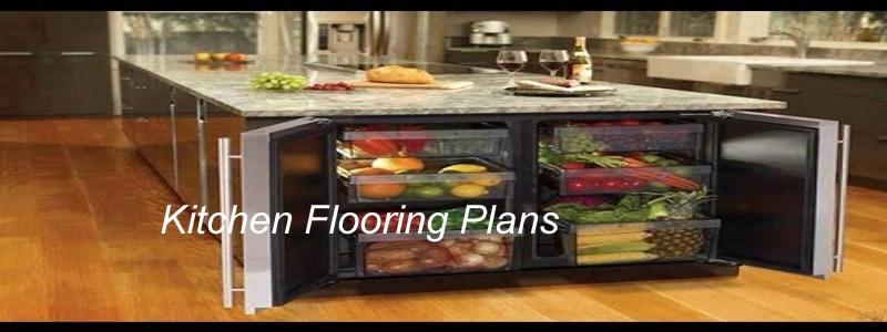 kitchen flooring plans