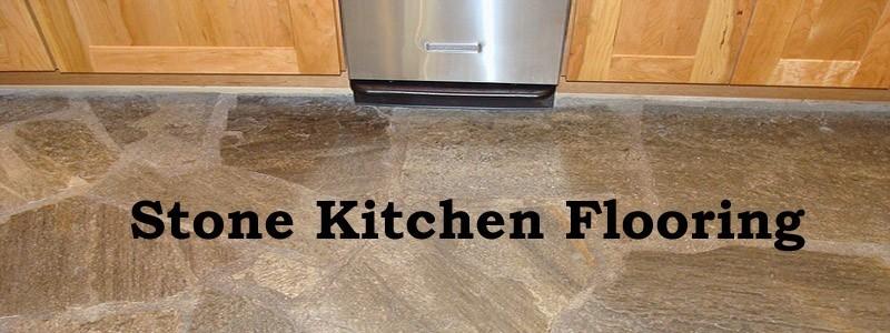 stone kitchen flooring
