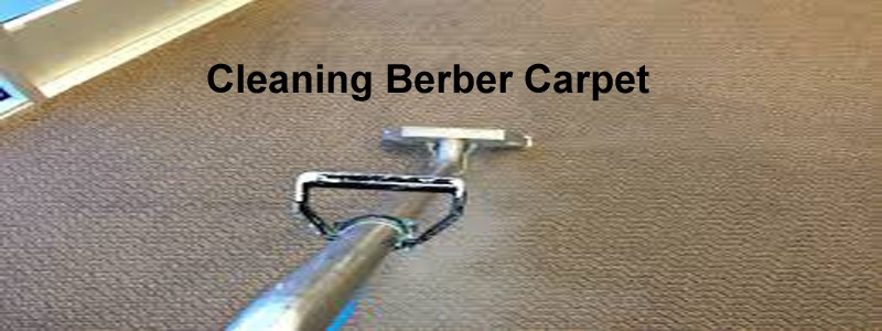 cleaning berber carpet