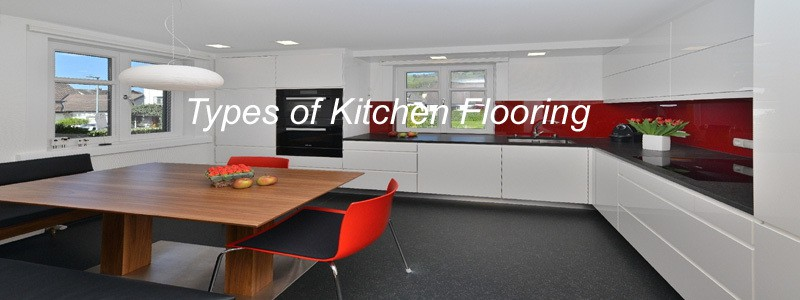 types of kitchen flooring - the flooring lady