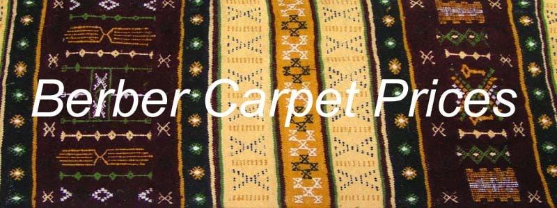 berber carpet prices