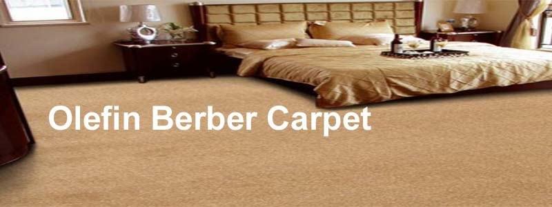 olefin berber carpet