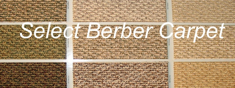 select berber carpet