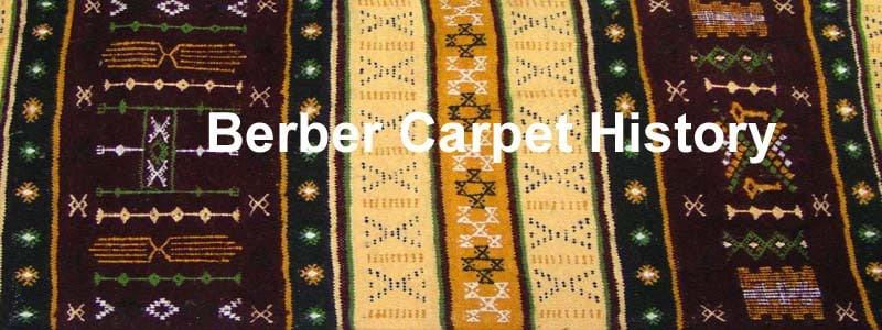 berber carpet history