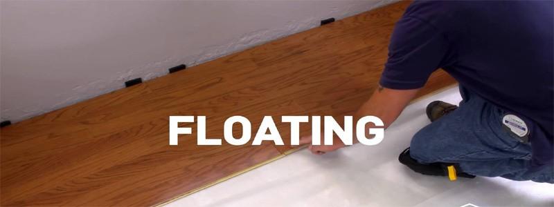 Engineered Floating Wood Flooring - Engineered Floating Wood Flooring - The Flooring Lady