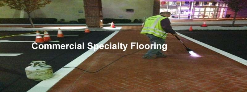 commercial specialty flooring