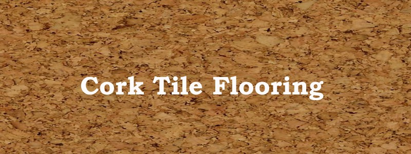 cork tile flooring