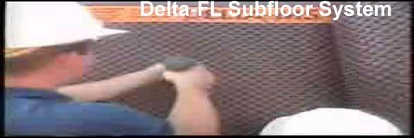 delta fl subfloor system