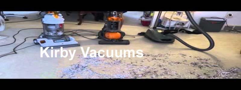 kirby vacuums