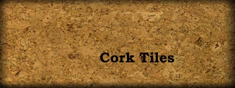 cork tiles