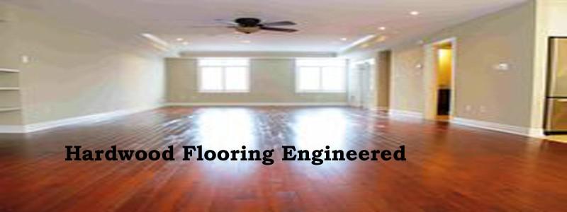 hardwood flooring engineered