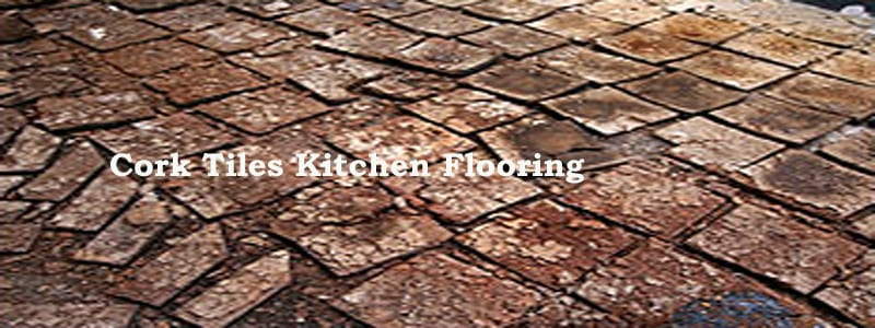 Kitchen Tiles Cork cork tiles - kitchen flooring - the flooring lady