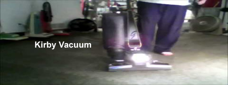 Kirby vacuum founder