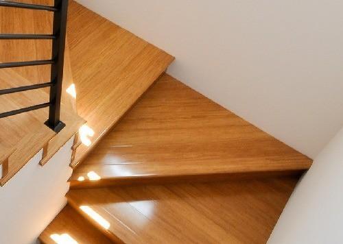 Flooring Made of Bamboo