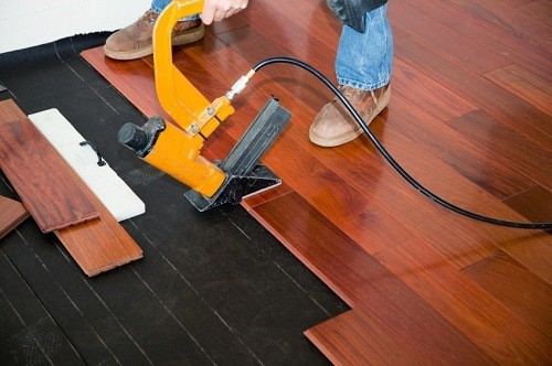 Do it Yourself Installation of Wood Flooring