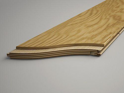 Multi Layer Wood Flooring
