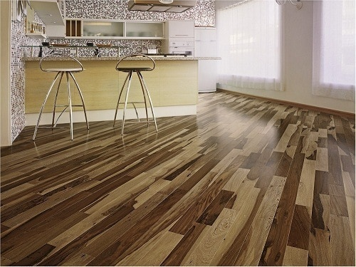 Hardwood Flooring from Exotic Wood