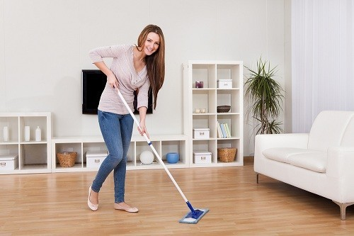Cleaning Routine for Hardwood
