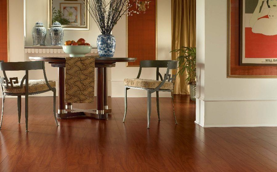 Simple Laminate Flooring