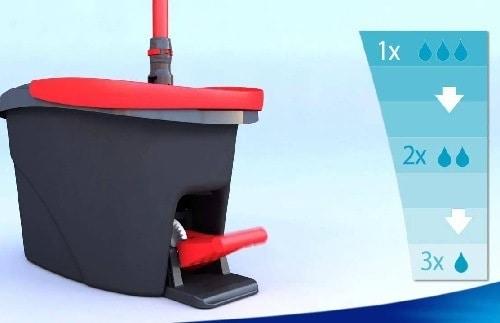 O´Cedar Mop and Bucket