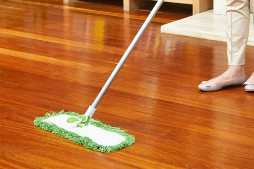Mop Your Floor Every 2 Weeks