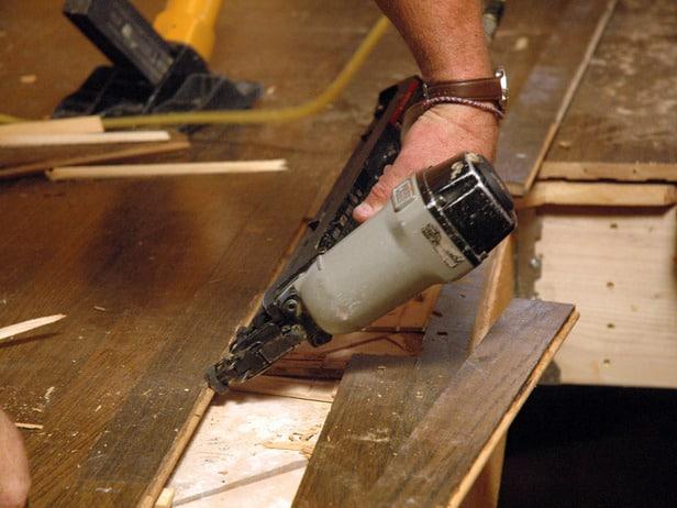 Installing Flooring