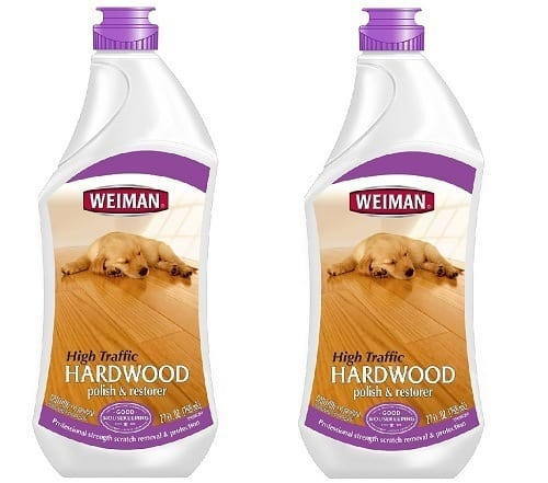 Hardwood Polish from Weiman