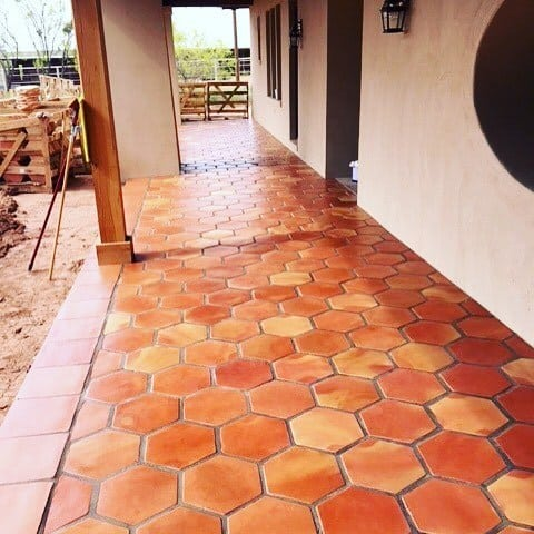 Saltillo Tile Flooring For Home Design Theflooringlady