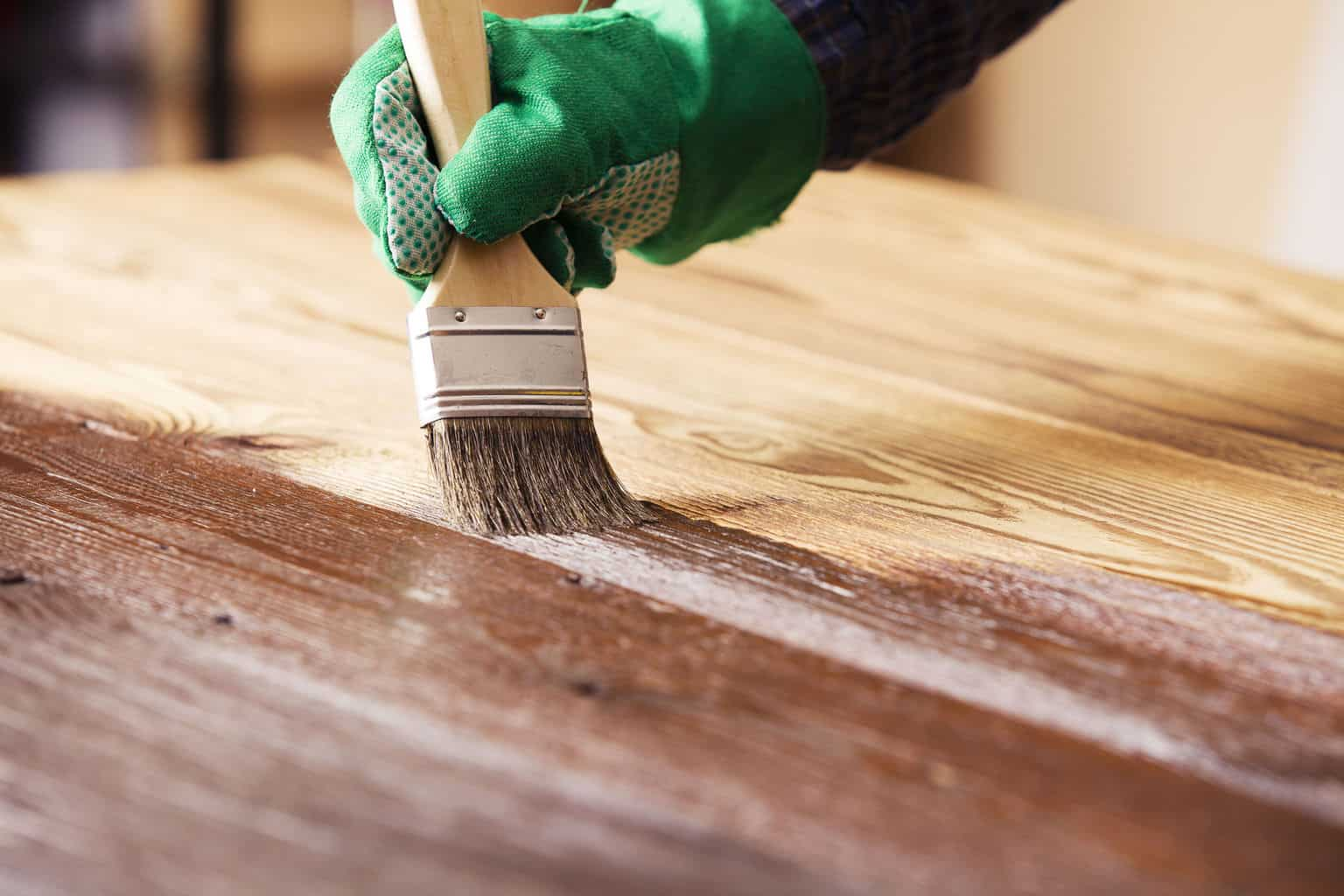 As Far As The Stain Choices Are Concerned, Because Hickory Has A Great  Color Variety Within The Wood Naturally, Choosing A Complementary Stain Is  Really ...