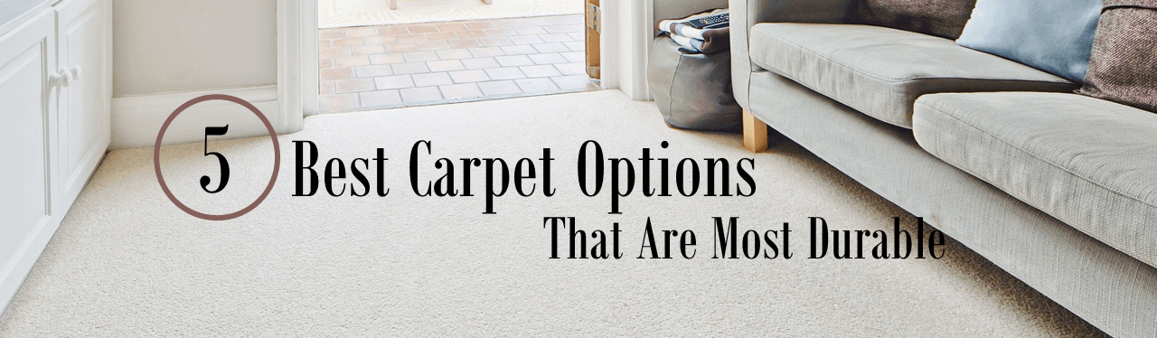 Find The Best Durable Carpet Options The Flooring Lady