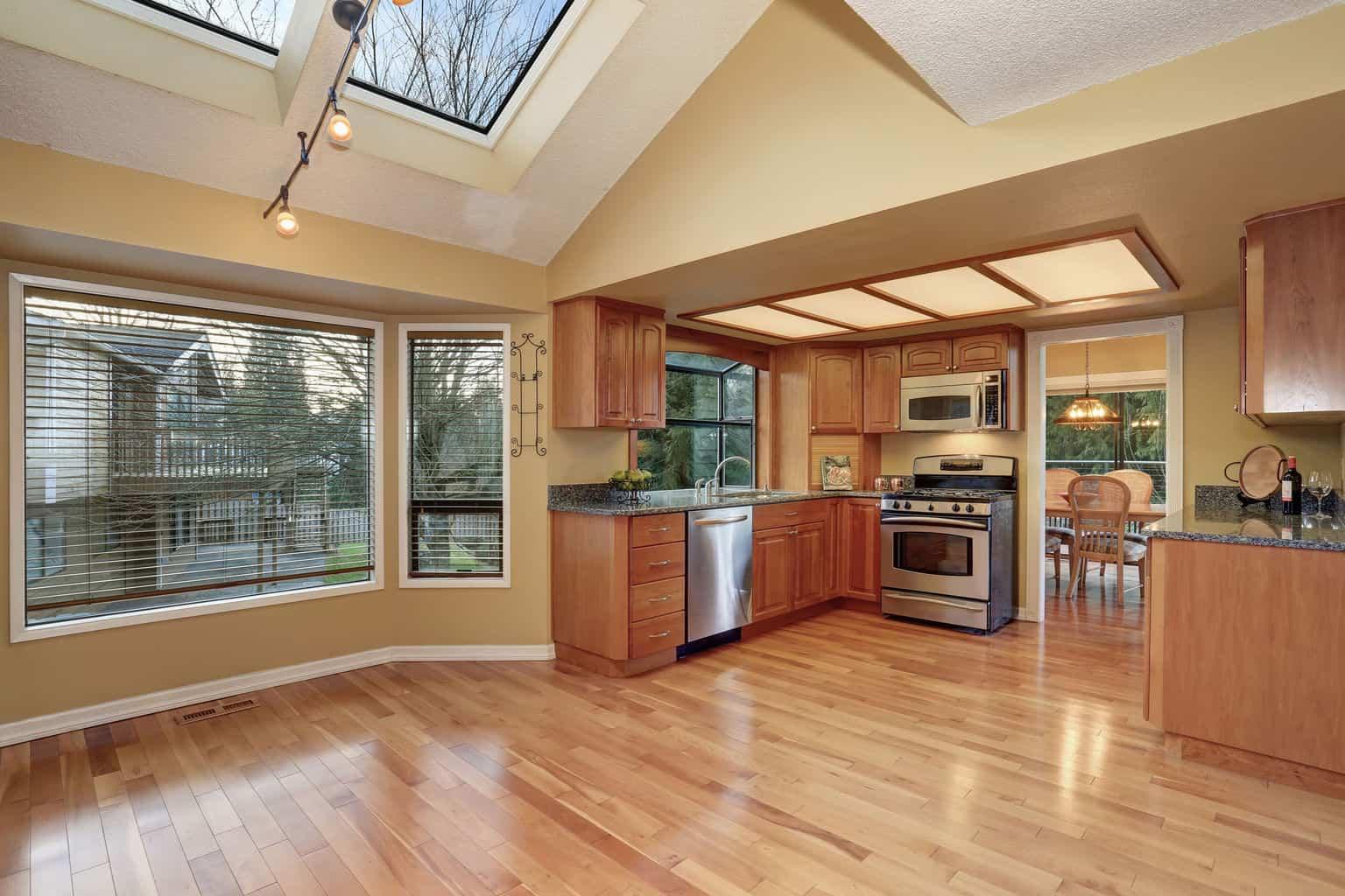 Durability White Oak Flooring