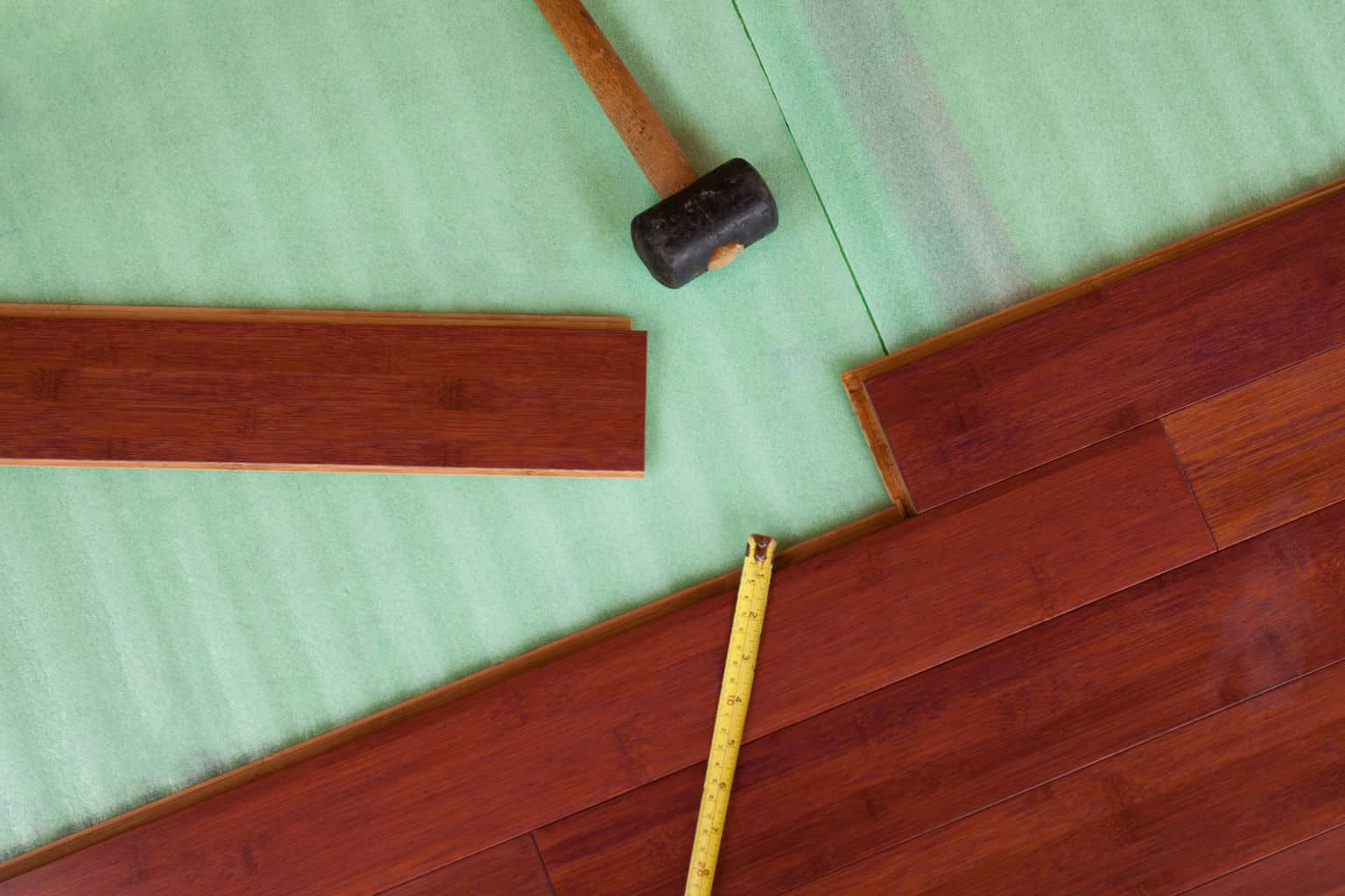 Laminate Floor Underlayment related to laminate flooring How To Install The Underlay That Goes Beneath It The Process Is Rather Simple And Not Too Costly So Virtually Anyone Who Follows The Steps Closely