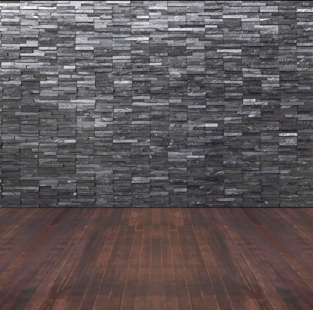 20 ideas for slate tile flooring the flooring lady for Unconventional flooring ideas
