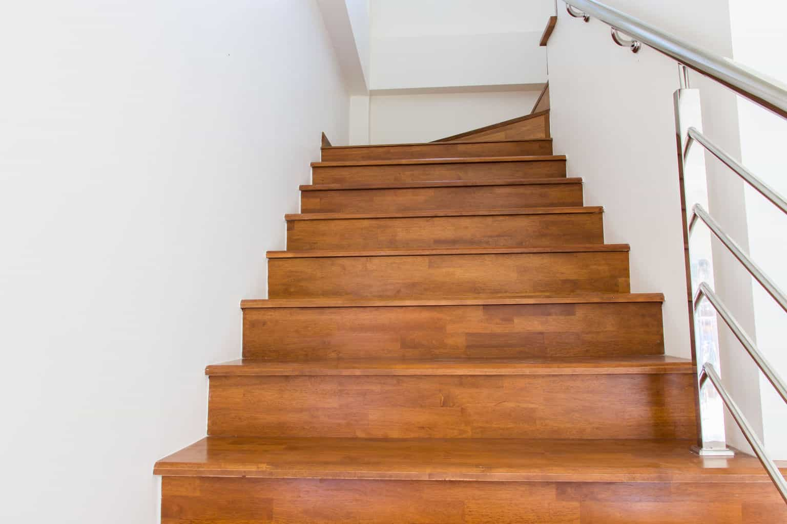 beautiful stair flooring options #4: Weu0027ve talked to many people who want to know what options they have besides  carpet; laminate flooring on stairs tends to be popular once weu0027ve gone  over all ...