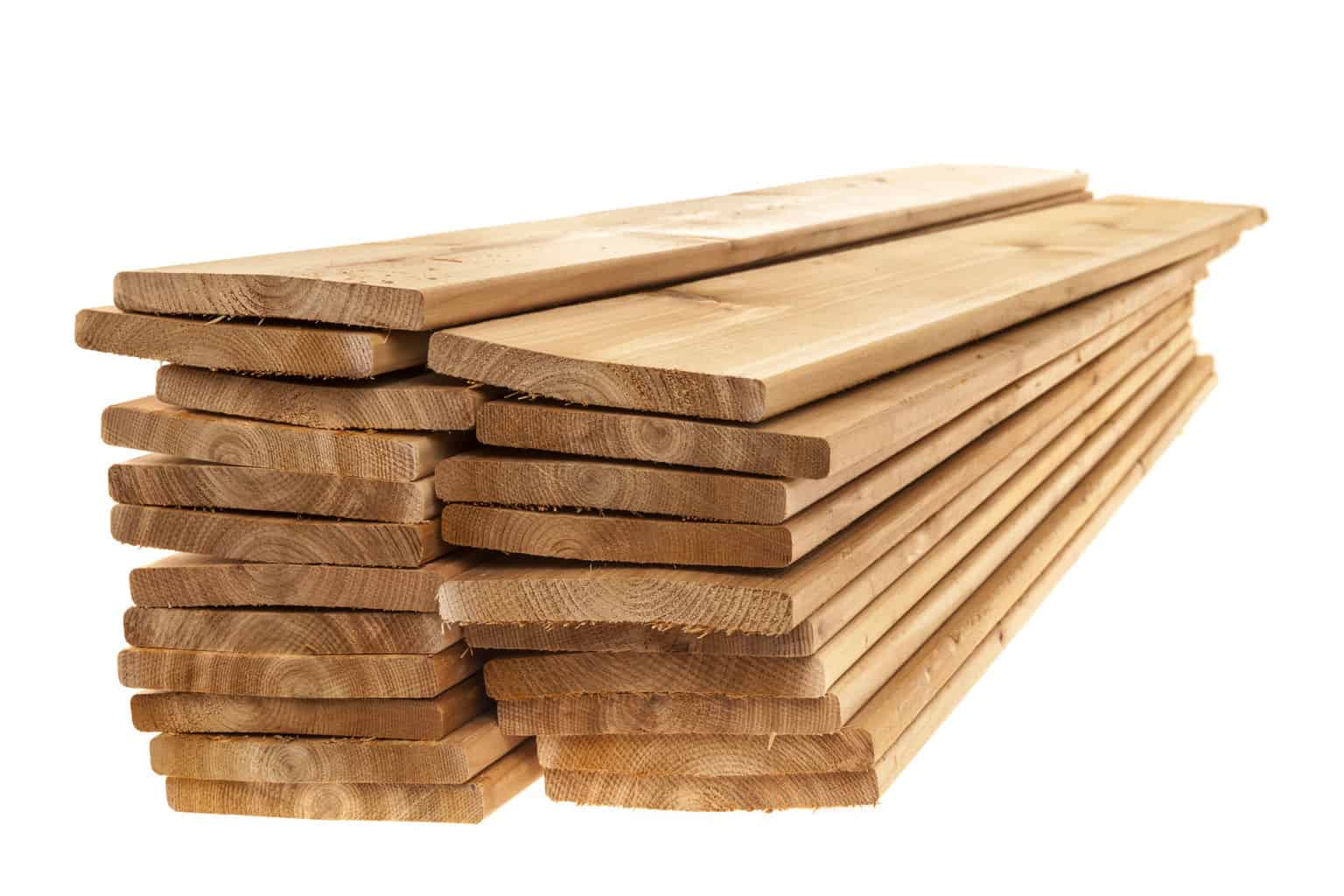 Pile Of Timber : Is cedar flooring a good softwood option the