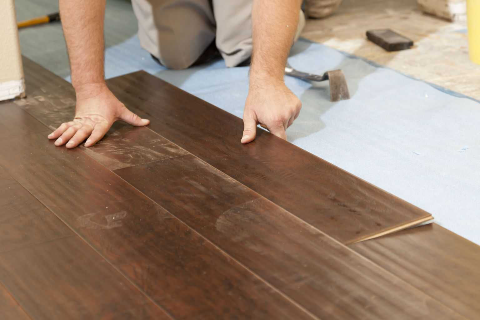Laminate Flooring Benefits why you should install water resistant laminate flooring - the