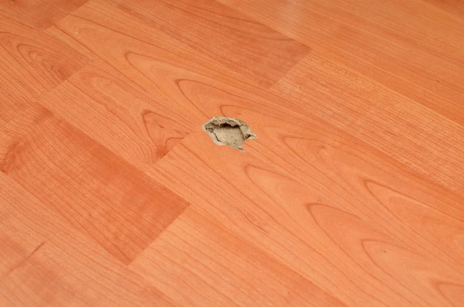 If In Doubt See You Can Contact The Professionals Who Installed Floors First Place