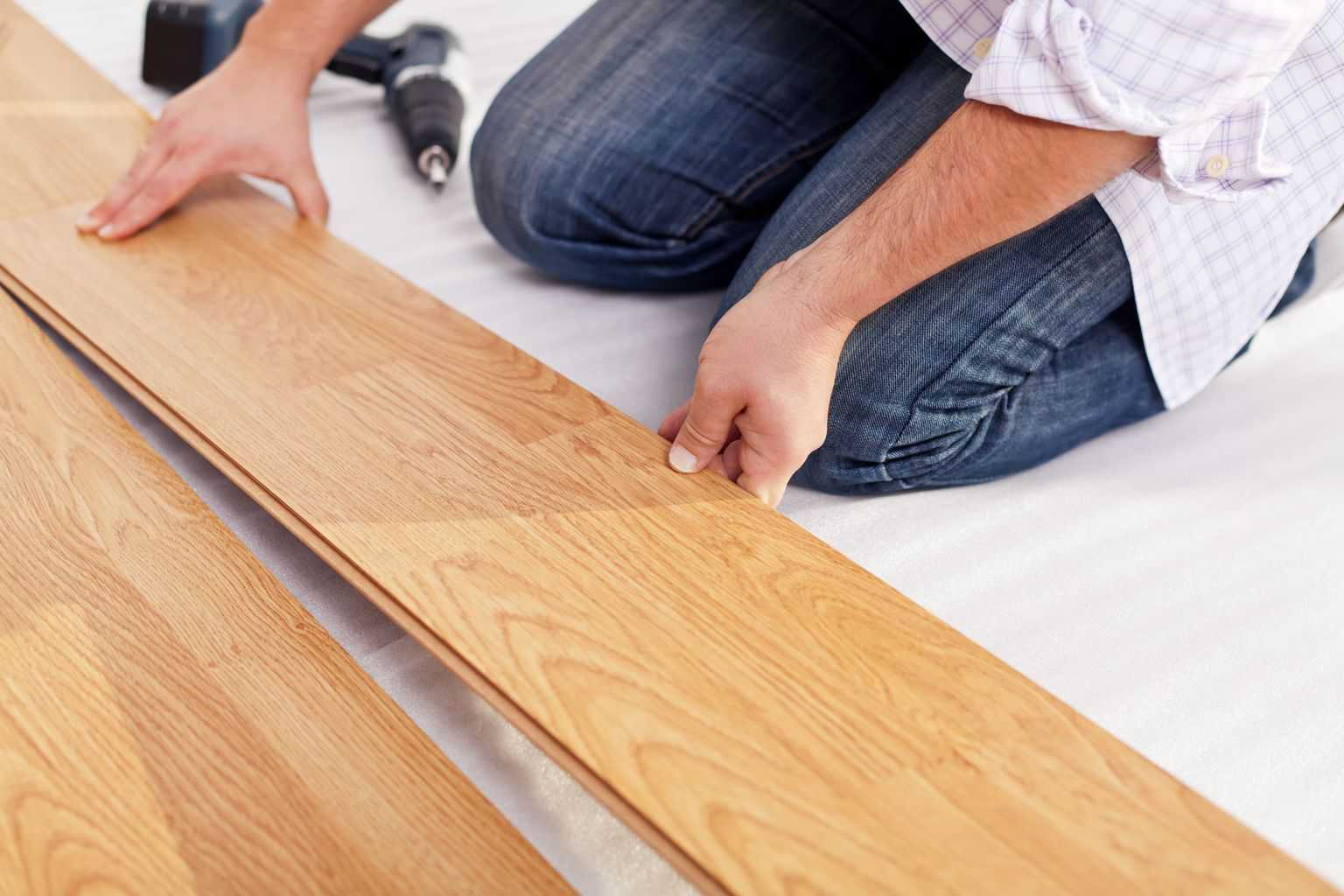 Damage To Boards Is Usually Easier And Cheaper To Deal With If You Get Started With The Laminate Flooring Repair Process As Soon As You Notice The Signs