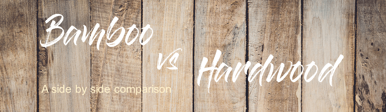 Bamboo vs Hardwood Flooring- A Side By Side Comparison - The ...