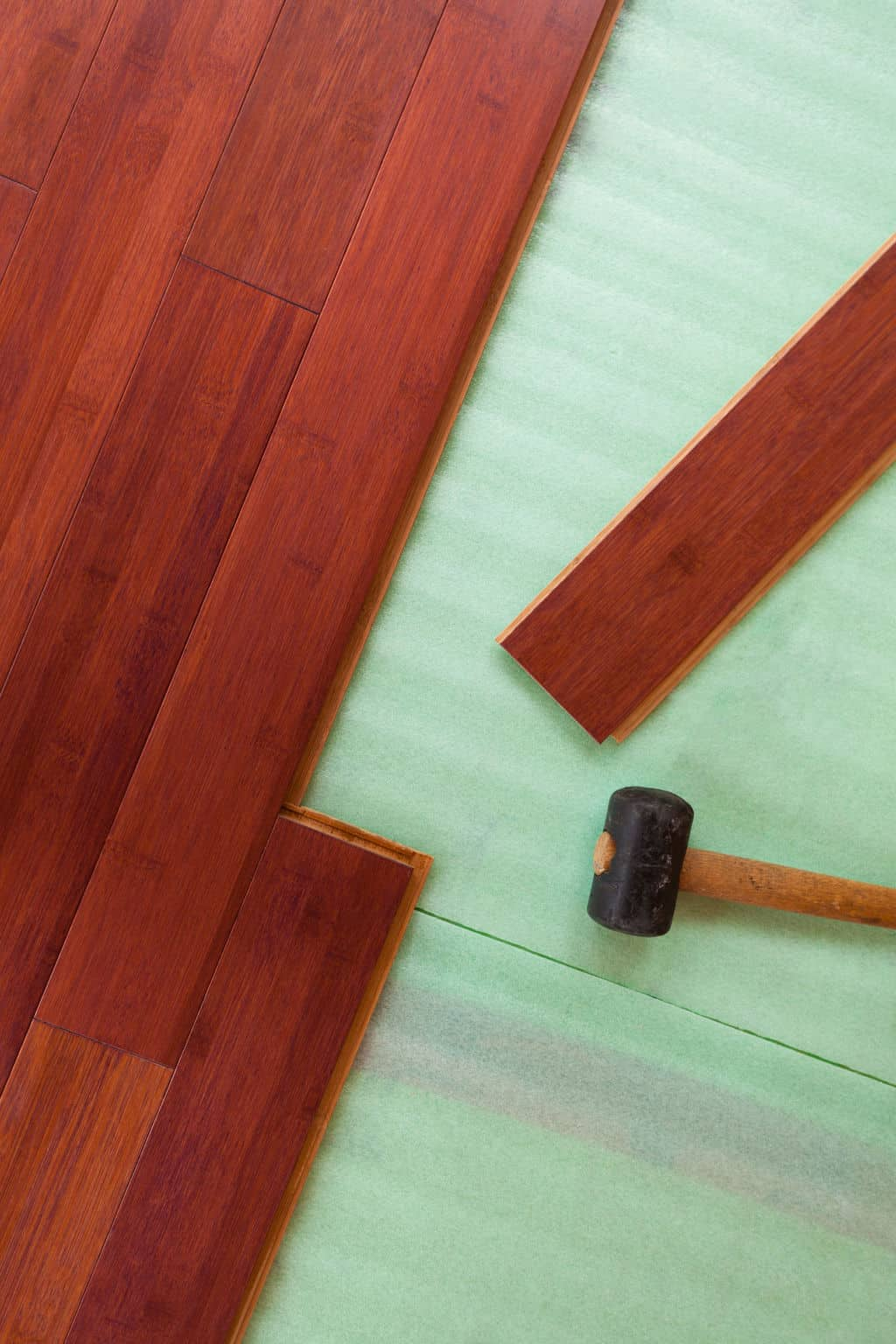 The Newest Thing In Natural Flooring Strand Woven Bamboo Flooring